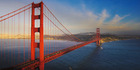 Take in the sights of San Fran and beyond aboard the Ruby Princess cruise liner. Photo / Getty