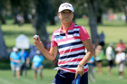 Lydia Ko was honoured at the ESPY awards for the second straight year. Photo / Getty