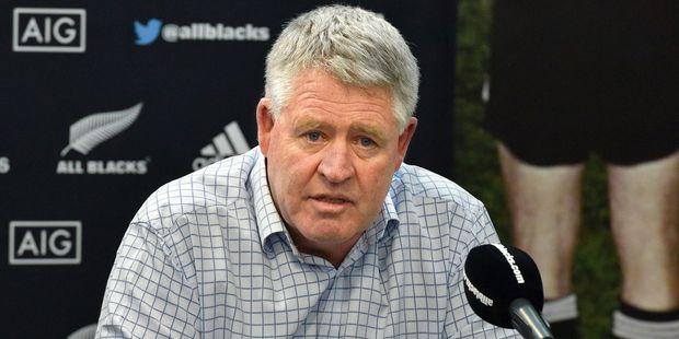 NZRU CEO Steve Tew. Photo / Getty
