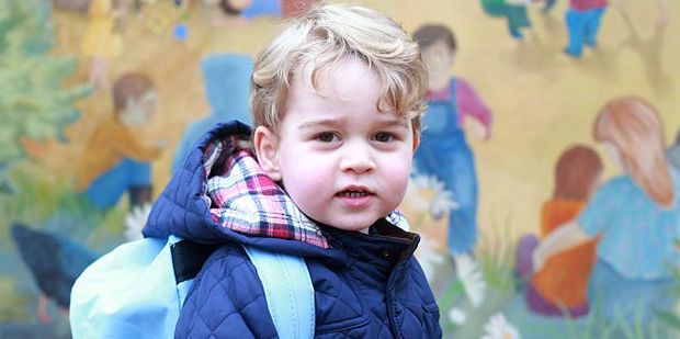 Can any present possibly outdo the very special surprise gift that his parents, William and Kate, have planned for their little prince? Photo / Getty Images