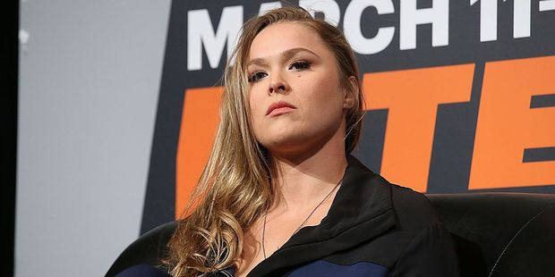 Ronda Rousey. Photo / Getty