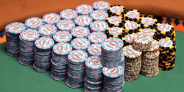 Poker chips. Photo / Getty