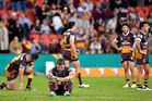 Brisbane Broncos players. Photo / Getty