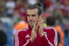 Gareth Bale of Wales at the 2016 Euro Championships. Photo / Getty