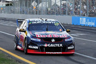 Shane Van Gisbergen during race 2 for the Townsville 400. Photo / Getty Images