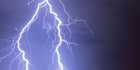 Aircraft are frequently struck by lightning. Photo / Getty Images