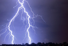 What happens when a plane gets struck by lightning?