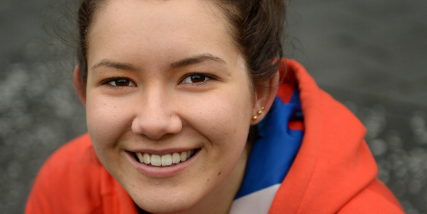 Tauranga woman Jolene Skeen, 20, has won a the Prime Minister's Scholarship to intern at the UN in Cambodia. PHOTO/SUPPLIED