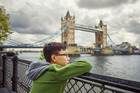 Scratch the surface and you'll find plenty of child-friendly activities in London. Photo / Getty