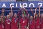 Footage courtesy of Sky Sport. 