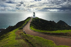 Cape Reinga lighthouse, Northland. Photo / Mark Mitchell