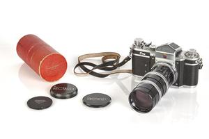 Rare camera collection up for grabs