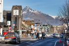 Queenstown is a beautiful town, and house prices are soaring even quicker than Auckland. Photo /Mark Mitchell