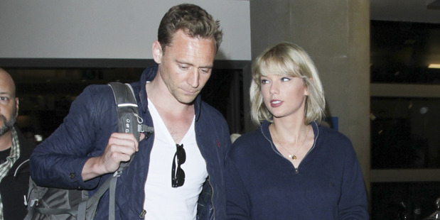 Even dead people are aware of the obnoxious world tour Taylor embarked on with her new boyfriend of seven seconds Tom Hiddleston. Photo / Snapper Media