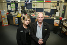 Mount Kiwi Bank franchise owners Clint Wishnowski and Maralaine Ferguson will be closing the doors on their business at the end of the month. Photo/John Borren