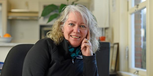 Age Concern Tauranga general manager Tanya Smith. Photo/ George Novak