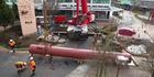 City Focus demolition
