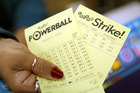 Three tickets won a share of $40 million. Photo / Michael Bradley
