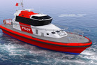 CentrePort's Marine Team will have a new jet powered pilot vessel capable of speeds up to 31 knots.