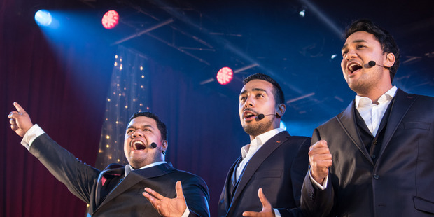 Loading Sol3 Mio will reunite for a series of Christmas shows. Photo / Supplied