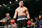 Joseph Parker is set to face some high-profile opponents. Photo / Photosport