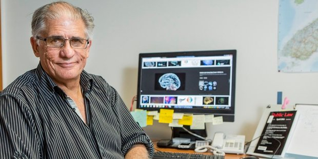 Professor Robin Palmer, University of Canterbury's director of Clinical Legal Studies. Photo / Supplied