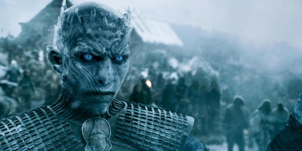 The White Walkers would be notably less scary on a bright summer's day. Photo / HBO