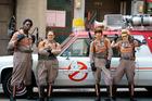 Leslie Jones, Melissa McCarthy, Kristen Wiig and Kate McKinnon in Ghostbusters. Photo / AP