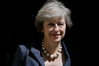 Theresa May sounds like exactly the leader Britain needs at this moment. Photo / AP