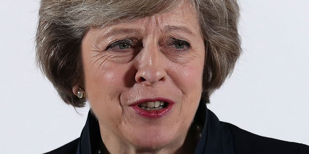 The party has cleared the way for Theresa May to become Britain's next Prime Minister. Photo / AP