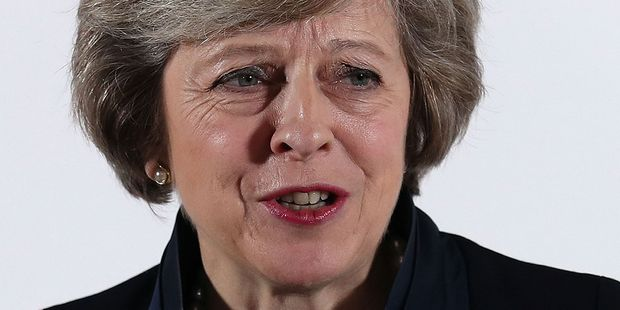 Theresa May's appointment as British PM is nothing to get excited about.