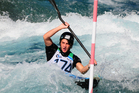 Tauranga paddler Callum Gilbert  in action. Photo/File