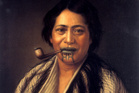 Portrait of Horiana Te Wharepu by Gottfried Lindauer. Auckland Art Gallery is appealing to the public to help find more paintings by the 19th century artist. Photo / Supplied