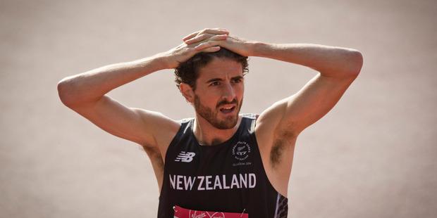 New Zealand's Julian Matthews. Photo / Greg Bowker