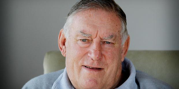"Sir Colin Meads has been assured things will ""come right"". Photo / Christine Cornege"