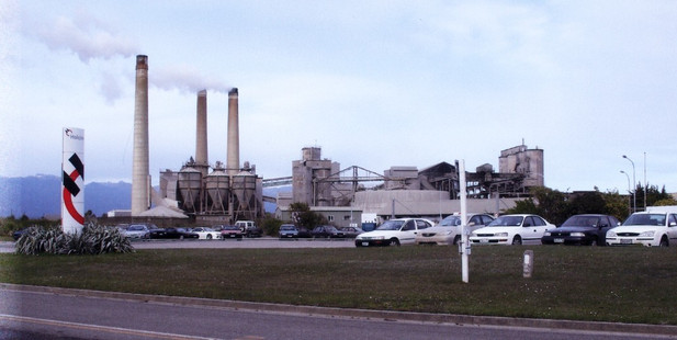 The company closed its Westport cement works last month after 58 years of cement production in Westport. More than 100 jobs disappeared. Photo / Darryl May