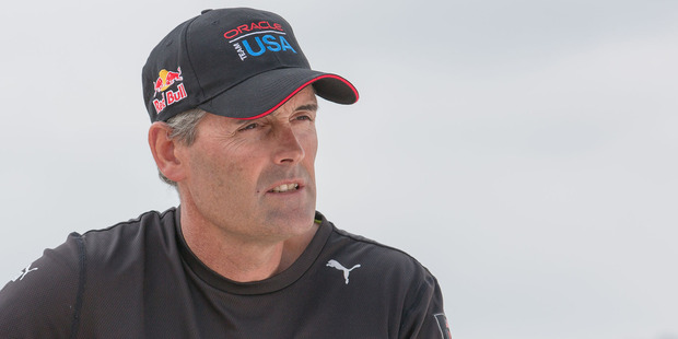 Sir Russell Coutts now heads the America's Cup Events Authority - the organisation charged with running the 35th America's Cup in Bermuda on behalf of defenders Oracle. Photo / Gilles Martin-Raget