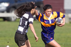 Waikite player Autumn Stephens has been named in the Bay of Plenty Volcanix squad again.  Photo/File