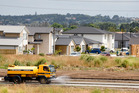 Labour's proposed Affordable Housing Authority will have powers to buy land compulsorily. Photo / Nick Reed