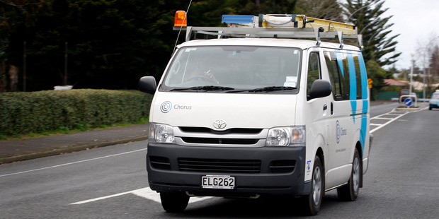 Chorus is desperately looking for new staff as it struggles to cope with the demands of fixing faults on its copper network while also rolling out the new fibre network. Photo / NZ Herald