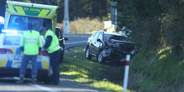 Suzanne Tracey Langlois died in hospital today following a crash near Katikati on Monday. Photo/John Borren