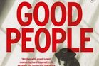On the cover of Good People by Nir Baram.