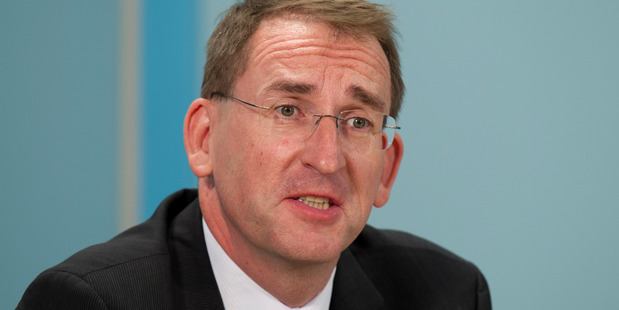 Reserve Bank assistant governor and chief economist John McDermott. Photo / Mark Mitchell