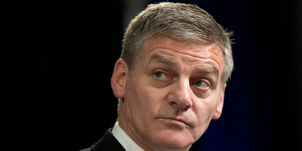 Finance Minister Bill English said the Government intends to move quickly on the changes. Photo / Mark Mitchell
