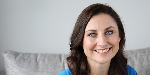 ennie Wyllie CEO of Netball New Zealand. Photo / Michael Bradley.
