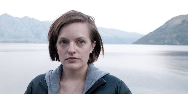 Elisabeth Moss as Robin in Jane Campion's television series Top of the Lake. Photo / Supplied