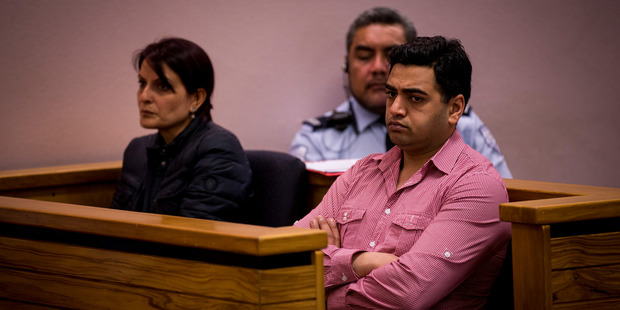 Two people, involved in the management of the Auckland Indian Masala restaurants were sentenced on charges relating to the exploitation of workers. Photo / Dean Purcell