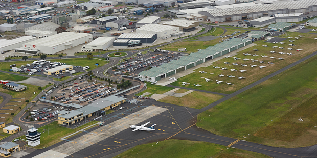 A full emergency has been declared at Tauranga Airport. Photo / George Novak