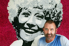 GLITTERATI: Glitter artist Stanley Manthyng is among the local talent to feature in Puanga Pictures.