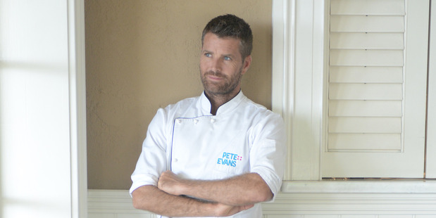 Celebrity chef Pete Evans. Photo / Herald on Sunday